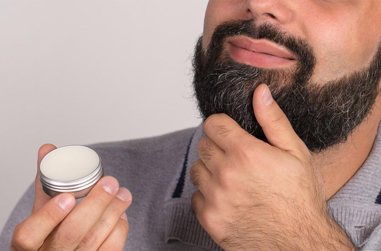 Бальзам для роста волос на бороде