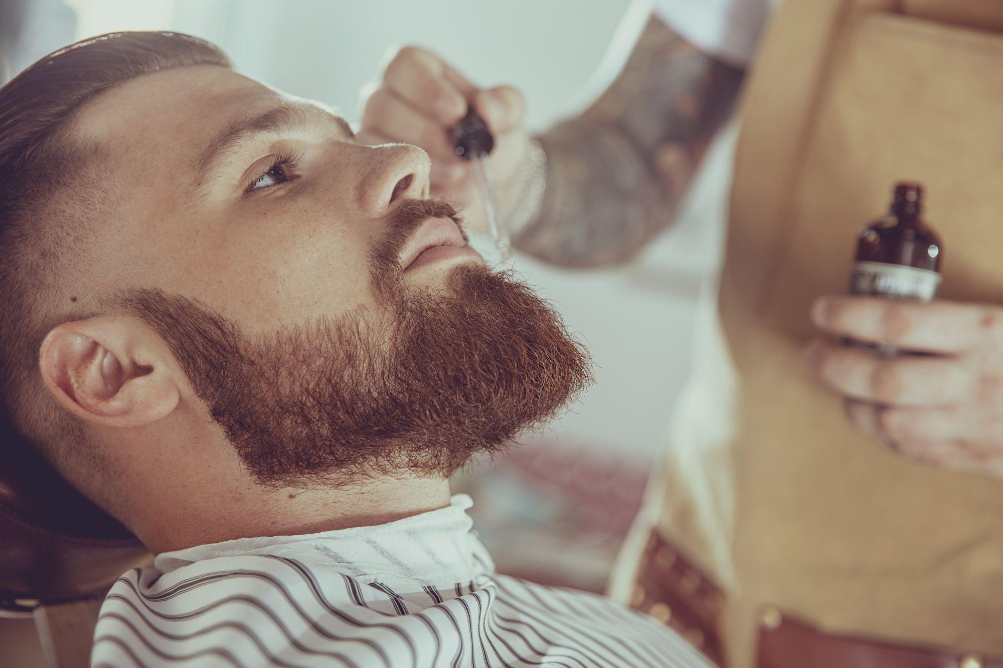 Барбер для роста волос