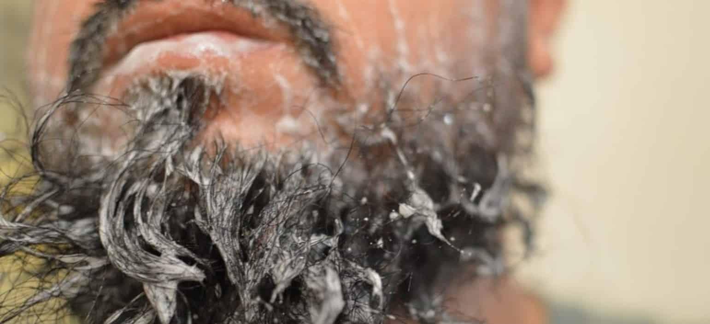 Ежедневное мытье бороды