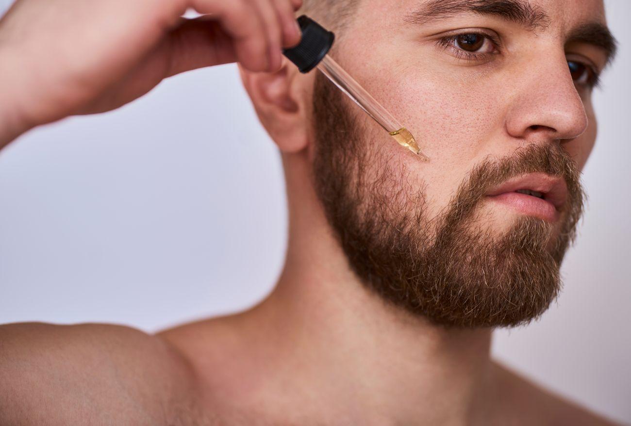 как сделать чтобы росла борода на щеках