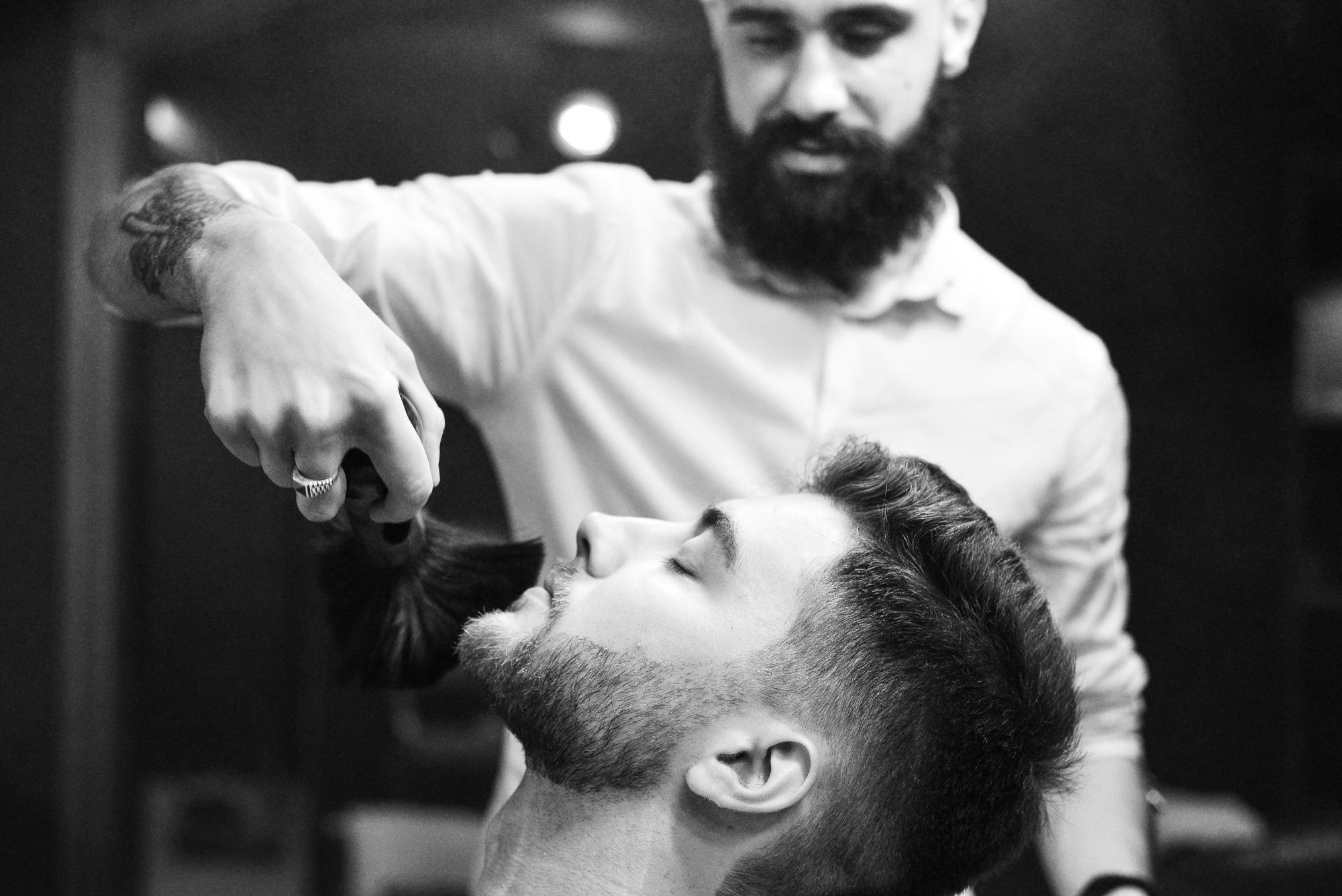 Красивая форма бороды
