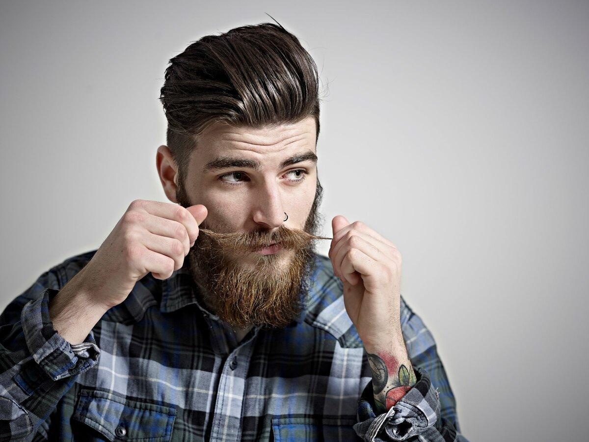 мифы о росте бороды