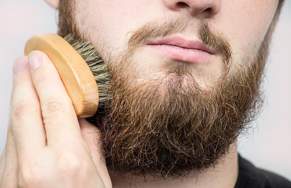 Необходимо ежедневно расчесывать бороду