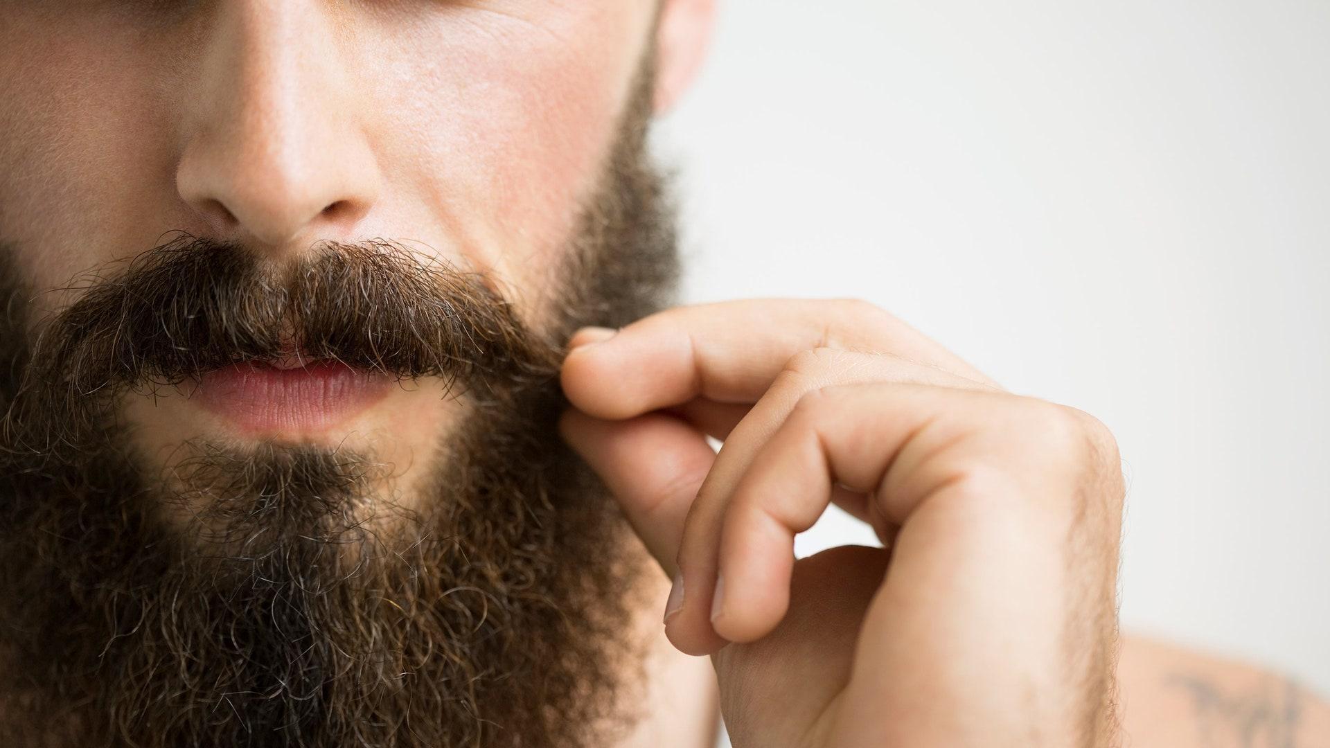 воздержание и рост бороды