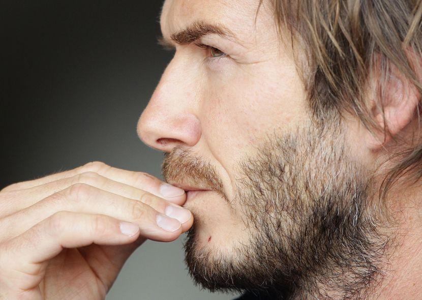 борода растет неравномерно