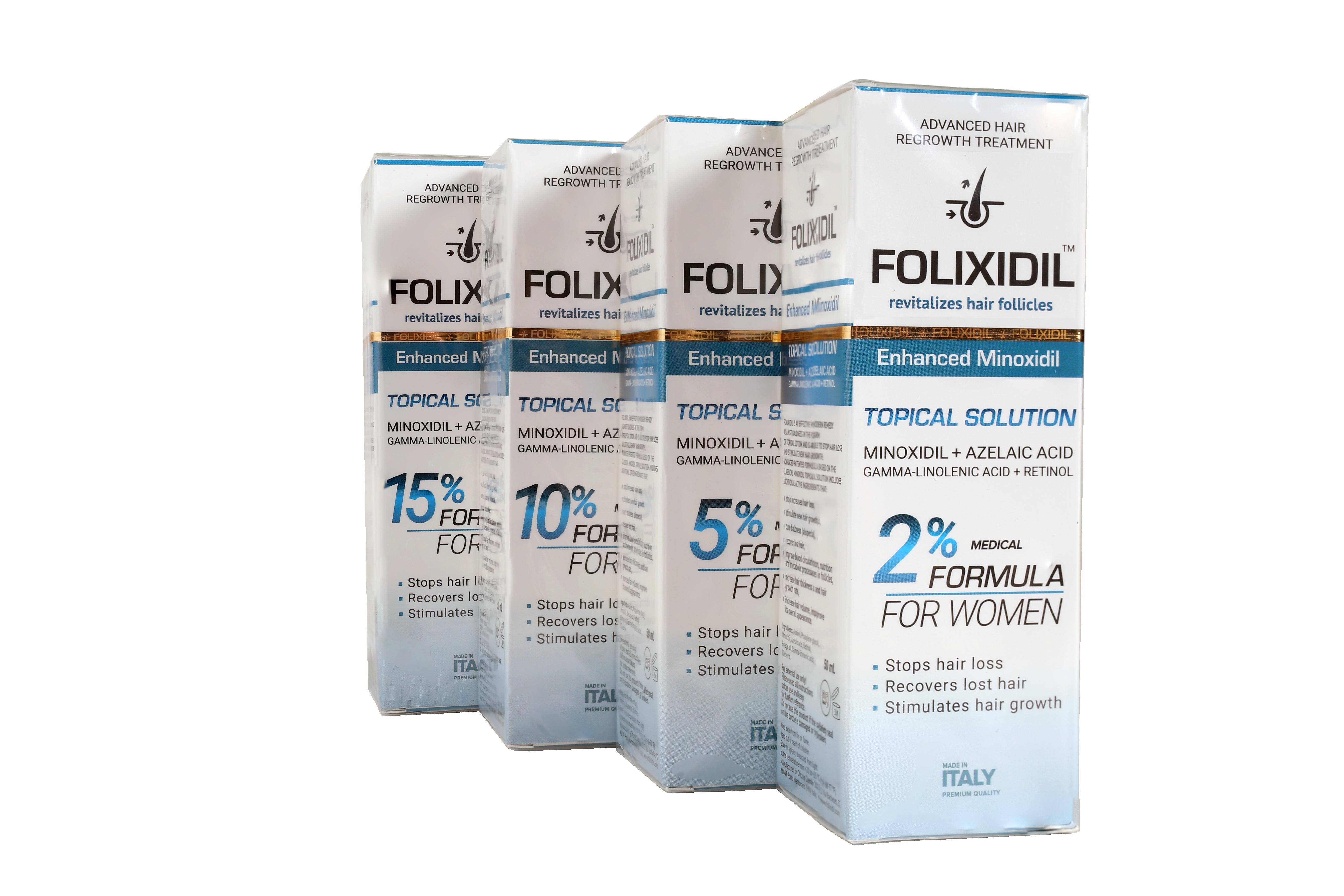 Лосьон Folixidil
