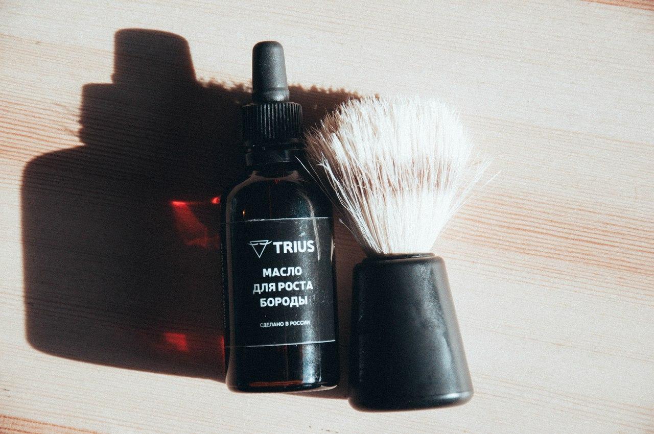 Trius Масло для роста бороды