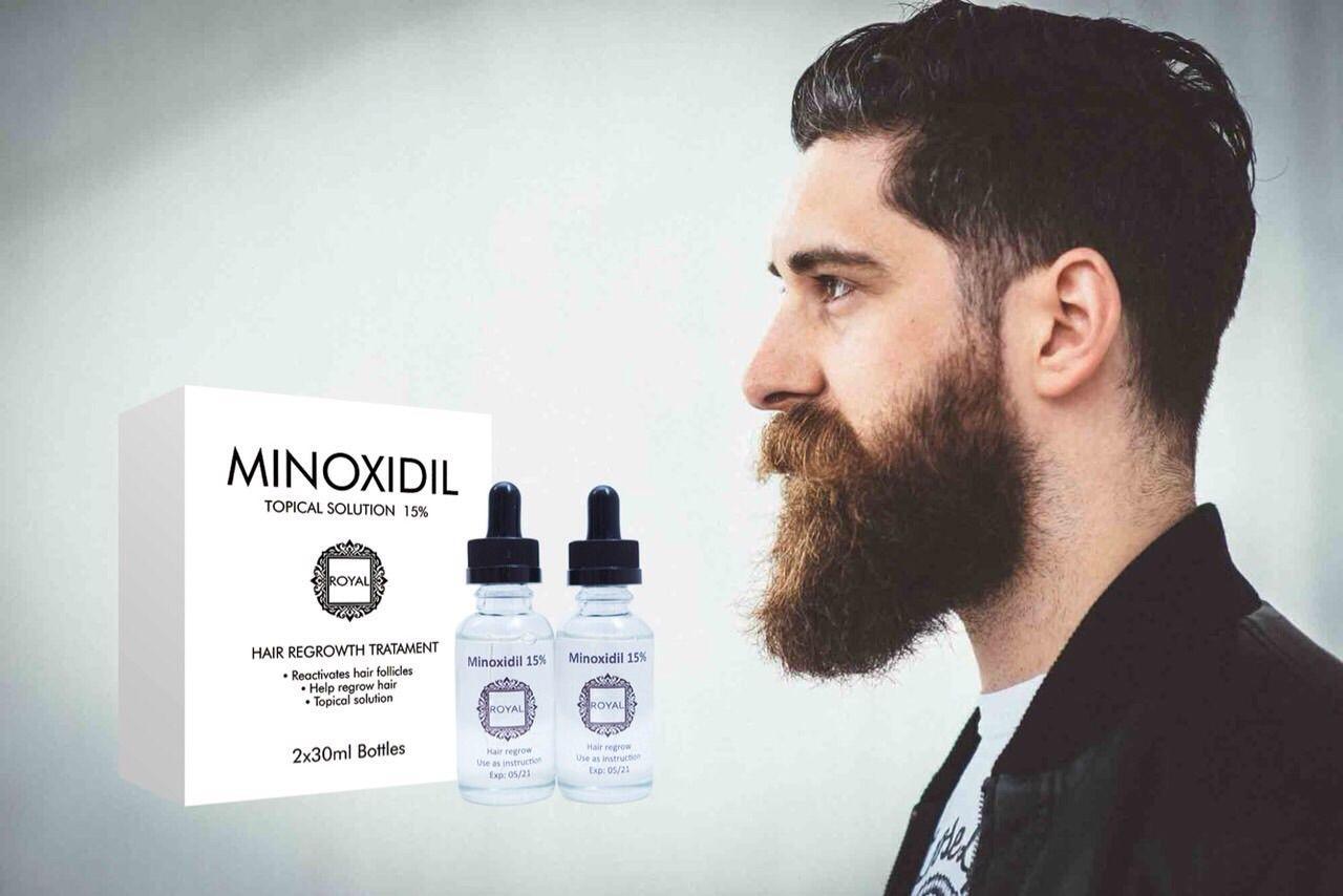 Мазь для бороды миноксидил