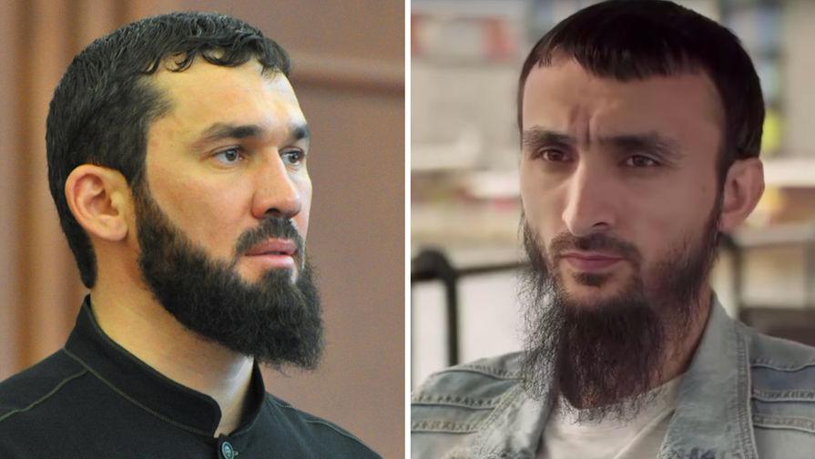 Форма бороды у чеченцев