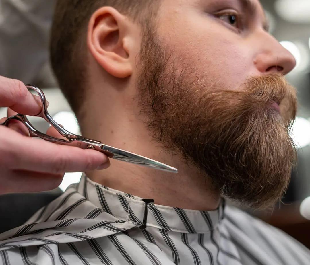 Формирование бороды