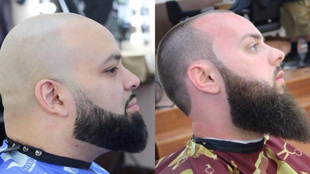 Стрижка бороды мусульман