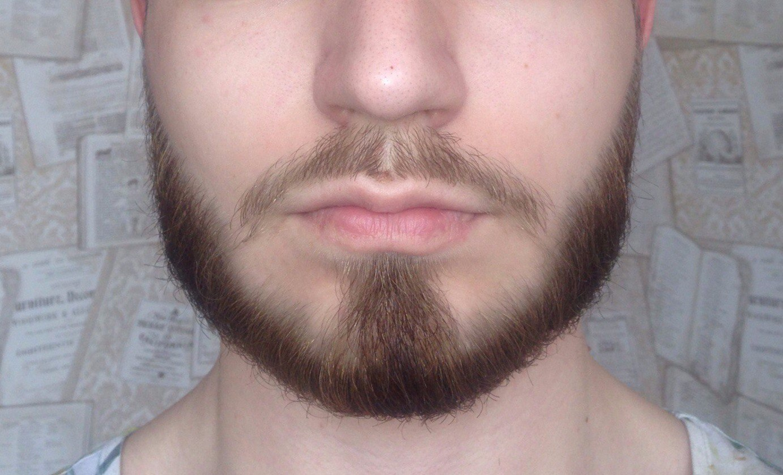 Месячная борода