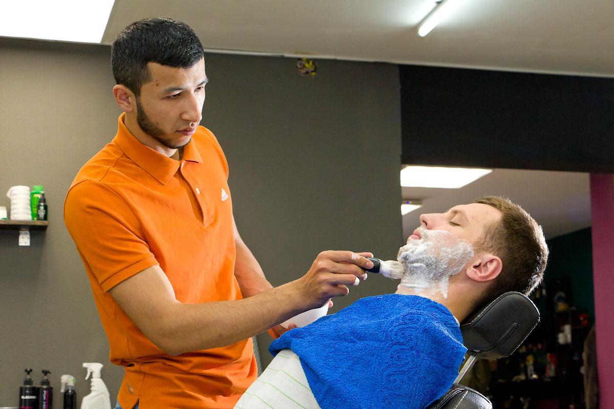 Правильное бритье при отращивании бороды